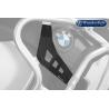 Doplňkové kryty nádrže rozšíření Wunderlich originálního padacího rámu BMW R1250GS Adventure 2018+, černé