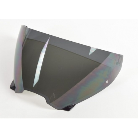Plexi s pinlockem pro helmu BMW GS, kouřové