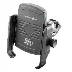 Univerzální držák Interphone Motocrab pro telefony s bezdrátovým dobíjením