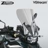 Vysoké cestovní plexi ZTechnik VStream 48cm pro BMW F850GS/A, lehce kouřové