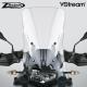 EXTRA vysoké plexi ZTechnik VStream 58cm pro BMW F850GS/A, čiré