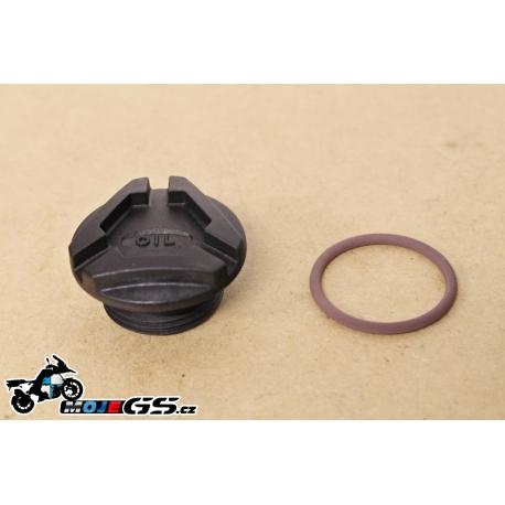 Plastová olejová zátka pro F650GS/Dakar 1999-2007, G650GS
