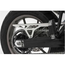 Hliníkový kryt řetězu SW-Motech pro BMW F800GS, F700GS, F650GS 2008-2012