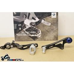 Brzdová a řadící páka BMW HP pro R1250GS/A, R1200GS/A LC 2013-2018