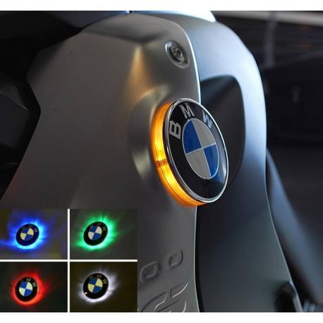 LED blinkry v logu BMW pro R1200GS 2008-2012