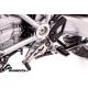 Nastavitelná brzdová a řadící páka Gilles Tooling pro R1250GS/A, R1200GS/A LC 2013-2018