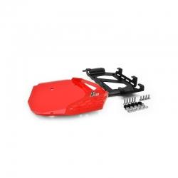 Kryt motoru Ibex pro BMW F850GS, F750GS, červený