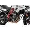 Padací rám Puig pro BMW F800GS 2008-2012, F700GS 2012-2017 a F650GS 2008-2012. Robustní, vysoce pevný ocelový rám v černé barvě poskytuje dokonalou ochranu motocyklu.
