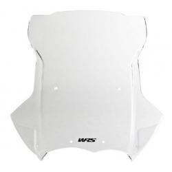 Plexi WRS 46cm, čiré, pro R1200GS/A 2004-2012