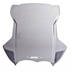 Plexi WRS 46cm pro R1200GS/A 2004-2012, tmavě kouřové