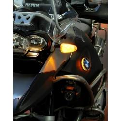 LED blinkry v logu BMW pro R1200GS Adventure 2006-2013