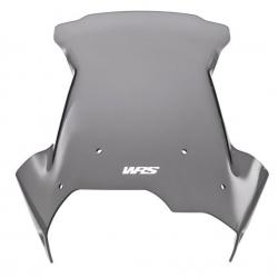 Plexi WRS 43cm pro F800GS, F650GS 2008-2012, lehce kouřové
