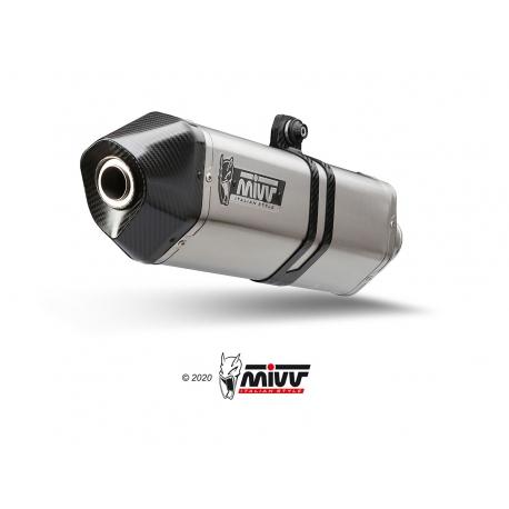 Výfuk MIVV Speed Edge Black pro R1200GS/A LC 2013-2018 (Euro 3+4)