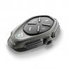 Bluetooth handsfree Interphone Tour (sada pro jednoho jezdce) Vhodné pro použití: komunikace s až 4 dalšími motorkáři (dosah 1,5km) telefonování poslech hudby z telefonu nebo integrovaného FM rádia vodě a prachu odolný (IP67) pro všechny helmy