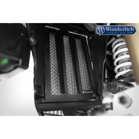 Kryty chladiče Wunderlich pro BMW R1200GS/A LC 2013-2018, černé