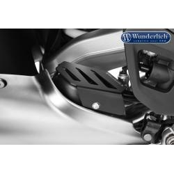 Kryt škrtící klapky Wunderlich pro R1250GS/A, R1200GS/A LC 2013-2018, černý