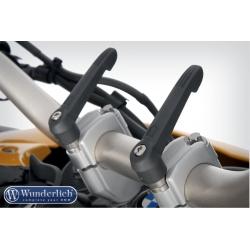 Rychloupínací šrouby Wunderlich pro snadné nastavení polohy řídítek