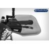 Chrániče rukou Wunderlich pro BMW R1200GS 2010-2012, F800GS, F700GS, F650GS 2008-2012, lehce kouřové