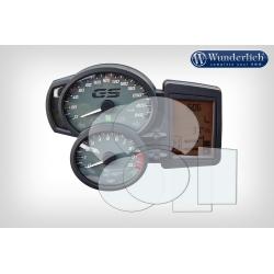 Ochranná fólie pro budíky BMW F800GS/A, F700GS, F650GS 2008-2012