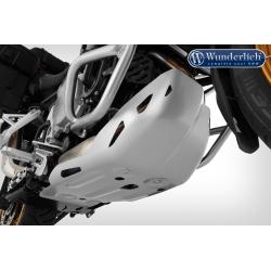 Kryt motoru Wunderlich Extreme pro BMW F850GS/A, F750GS, stříbrný