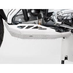 Kryt motoru SW-Motech pro R1200GS/A LC 2013-2018, stříbrný