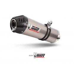Výfuk MIVV Oval Carbon pro F800GS, F700GS, F650GS 2008-2012