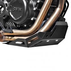 Hliníkový kryt motoru BS pro F800GS, F700GS, F650GS Twin, černý