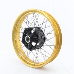 Přední paprskové kolo R1250GS/A, R1200GS/A LC 2013-2018, zlaté
