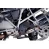 Kryt Puig do rámu nad svod výfuku pro R1200GS/A 2004-2012, carbon look