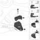 Rozšíření brzdové páky SW-Motech pro R1250GS, R1200GS LC 2013-2018, R1200GS 2004-2012