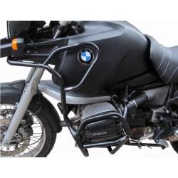Velký padací rám Heed pro BMW R1100GS, černý