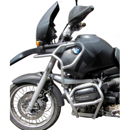 Velký padací rám Heed pro BMW R1100GS, stříbrné