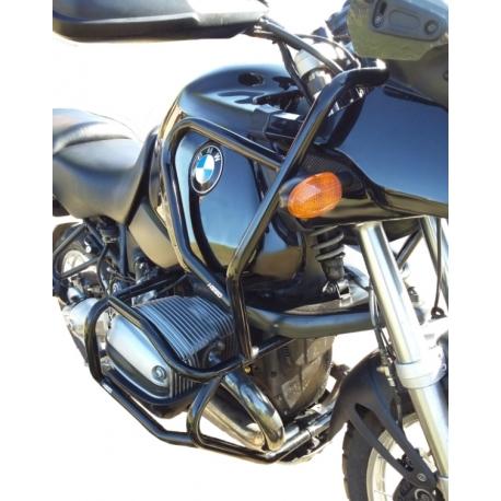 Spodní padací rám Heed pro BMW R1150GS, černý