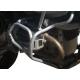 Spodní padací rám Heed pro BMW R1150GS Adventure, stříbrný