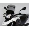 Plexi MRA Variotouring 33cm+deflektor pro BMW G650GS, lehce kouřové
