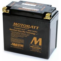 Baterie Motobatt MBYZ16HD 12V 16,5Ah pro R1250GS/A, R1200GS/A LC 2013-2018, R1200GS/A 2004-2012, F800GS/A, F700GS, F650GS 08-12