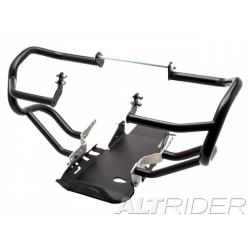Padací rám a spodní plech Altrider R1200GS LC 2013+