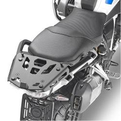 Kovová plotna pod topcase Kappa/Givi pro BMW R1250GS, R1200GS LC 2013-2018, černá