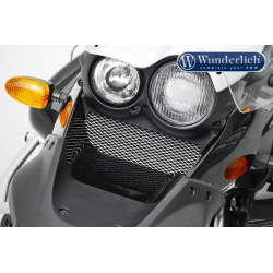 Kryt chladiče Wunderlich pro BMW R1150GS/A, stříbrný