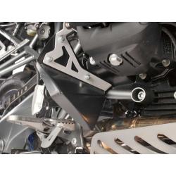 Chrániče řidičových bot proti vodě Wunderlich pro R1200GS/A 2004-2012, černé