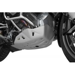 Hliníkový kryt motoru Wunderlich Extreme pro R1250GS/A 2018+, stříbrný