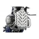 Hliníkový kryt motoru Wunderlich Dakar pro R1200GS/A 2004-2012, stříbrný
