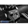 Kryt potenciometru Wunderlich pro BMW R1200GS/A 2004-2012, černý