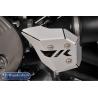 Kryt potenciometru Wunderlich pro BMW R1200GS/A 2004-2012, stříbrný