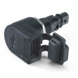 USB zásuvka Plug and Play místo originální malé pro BMW GS