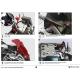 Antivibrační výztuha plexi Wunderlich pro BMW R1250GS/A 2018+, R1200GS/A LC 2013-2018