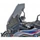 Plexi WRS 44cm pro BMW F750GS, tmavě kouřové