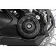Víčko do kardanu s padacím protektorem Wunderlich pro R1250GS/A, R1200GS/A LC 2013-2018, stříbrné