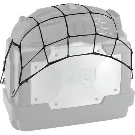 Univerzální elastická síťka s háčky na zavazadla