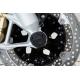 Padací protektory SW-Motech do přední vidlice pro R1250GS/A, R1200GS/A LC 2013-2018